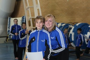 Audrey Evans had the highest score on 1 metre in Girls E group !  Congratulations from Head coach, Amanda Layton-Malone