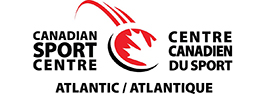 Canadian Sport Centre Atlantic logo red and black